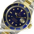 Rolex Submariner Stahl / Gold 16613