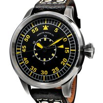 Azimuth Militare-1 B-uhr Inner Hour Watch Unitas 6497-1 Hand...