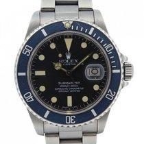 Ρολεξ (Rolex) Submariner Matt dial full set 16800