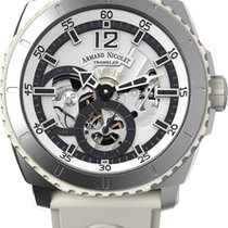 Armand Nicolet L09 Small Seconds -Limited Edition- T619B-AG-G9...
