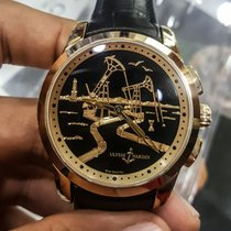 Ulysse Nardin Hourstriker Oil Pump LTD. 5