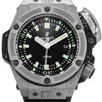 Hublot Watch King Power Diver Oceanographic 731.NX.1190.RX