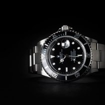 Rolex Submariner Date SEL No Holes