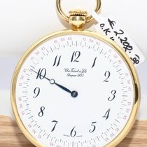 天梭 (Tissot) TISSOT Souscription 750er Gold Taschenuhr...
