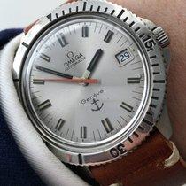 Omega Original Omega Geneve ADMIRAL Automatic Vintage Diver
