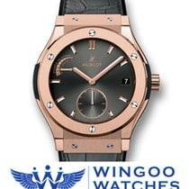 Hublot CLASSIC FUSION POWER RESERVE KING GOLD RACING GREY Ref....