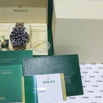"""Rolex Submariner Date """"Oman"""" Logo - 116610LN"""