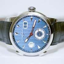 Ulysse Nardin Rare Dual Time Limited Edition GMT Blue Dial...