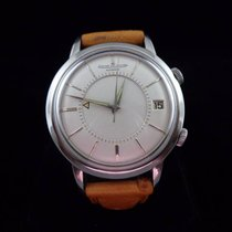 Jaeger-LeCoultre Memovox stainless steel with caliber 825K
