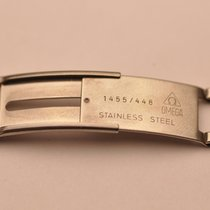 Omega Band Bracelet 1455/448 Constellation Clasp For Parts Or...