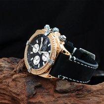 Breitling Chronomat Evolution Einzelstück in Bombastoptik
