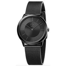 ck Calvin Klein minimal Uhr 35mm K3M224B1