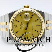 Rolex Oysterquartz Datejust 17013 Ser 916++++ Steel & Gold...