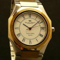 IWC Yacht Club II R 3311 Gold & Steel Mint (1) IWC...