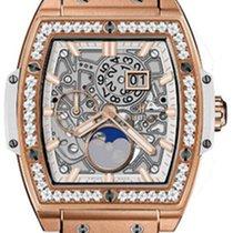 Hublot Spirit of Big Bang King Gold White Diamonds 42 mm