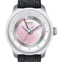 Azimuth Round-1 Grand Baccarat Game Ladies Entry Watch Mother...