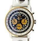 Breitling Navitimer Cosmonaute Chronograph 18K/Stainless Steel