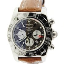 Breitling Chronomat 47 GMT Stainless Steel