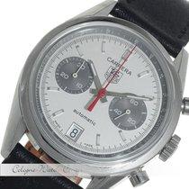 タグ・ホイヤー (TAG Heuer) Carrera 40th Anniversary Stahl CV211