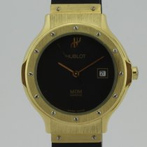 Hublot MDM Depose 18K Gold  Quartz Lady
