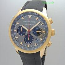 Porsche Design Chronograph Dashboard P6612 -Gold 18k/750