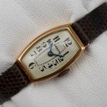 ロレックス (Rolex) Damenarmbanduhr 9 K Gold - Handaufzug - aus 1947