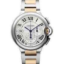 Cartier W6920063 Ballon Bleu de Cartier Chronograph XL - Two...