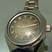 Ζενίθ (Zenith) defy  Octagon  Automatic  28800 Vintage Diver sub