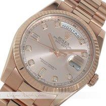 Rolex Day-Date Everose Gold 118235F
