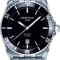 Certina DS First Ceramic Herrenuhr C014.410.11.051.00