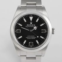 Rolex Explorer 39mm Box & Papers