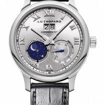 Chopard L.U.C Lunar Big Date 18K White Gold Unisex Watch