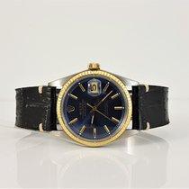 Rolex Datejust 1601 / 1972 / Blue Dial / Service 2017