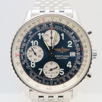 百年靈 (Breitling) Navitimer Chronograph Blue Dial Ref. A13322...