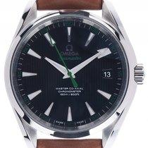 Omega Seamaster Aqua Terra 150 M Co-Axial Stahl Automatik...