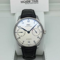 IWC IW500705 Portuguese 7 Days Power Reserve Automatic [NEW]