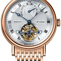 Breguet Tourbillon Automatic Power Reserve 5317br/12/rv0