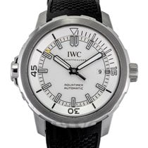 IWC Aquatimer Automatic Silver Steel/Rubber 42mm - IW329003