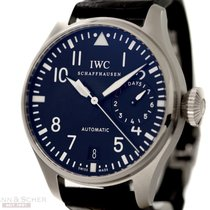 IWC Big Pilot Ref-IW500901 Stainless Steel Box Papers Bj-2016