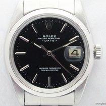 Rolex Vintage Date 1500 quadrante nero full set