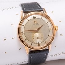 Omega Vintage 18 ct rose gold
