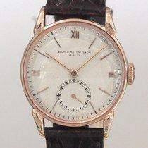 "Vacheron Constantin Vintage 18k Rose Gold Fancy ""claw""..."