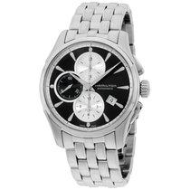 Hamilton Men's Jazzmaster Automatic Stainless Steel Watch...