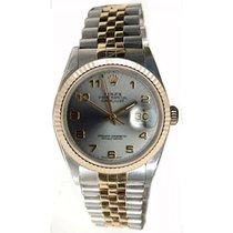 Rolex Datejust Men's Perfect Condition Model 16233 Steel...