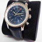 """Breitling """"Navitimer World"""" GMT Chronograph"""
