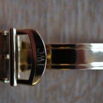 IWC 16mm YELLOW GOLD Folding Clasp faltschliesse clasp