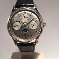 Jaeger-LeCoultre Master Control Perpetual witgoud (Pre- Owned)
