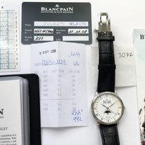 Blancpain JB Villeret Triple Date Moonphase Full Set