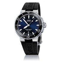 Oris Men's 733 7653 4135-07 4 26 34EB Aquis Date Watch