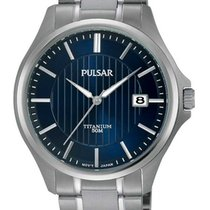 Pulsar PS9433X1 Herrenuhr Titanium 40mm 5ATM